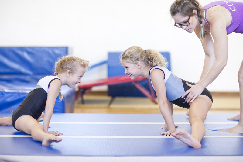 Gymnastics Instructor Courses