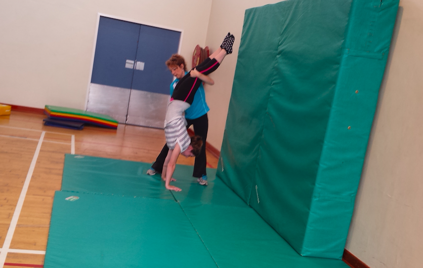 Gymnastics Lesson| Tips for the First Gymnastics Lesson