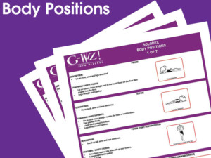Product Image for Gymnastics Move- Basic Body Positions